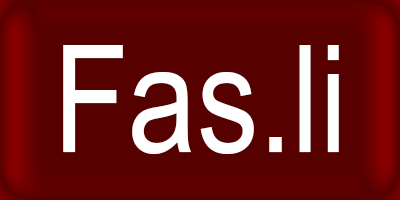 Fas.li logo - Earn money by shrinking and sharing links.