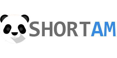 short.am logo - Earn money by shrinking and sharing links.