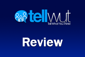 Tellwut - Make money by taking surveys, answering polls and referring friends. Get free gift cards, movie vouchers and more.