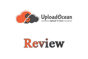 UploadOcean - make money online every time someone downloads your files.