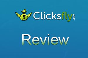 Clicksfly logo - Earn money by shrinking and sharing links.